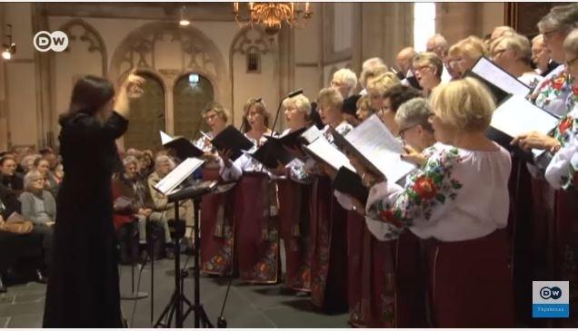 У травні в Івано-Франківську та Долині виступлять всесвітньовідомі голландські хорові колективи