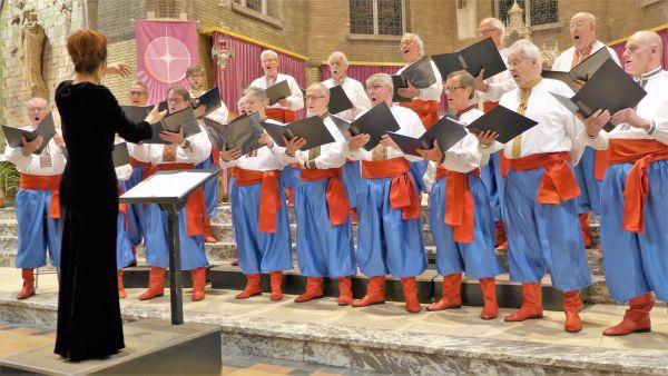 Візантійський чоловічий хор з Утрехту