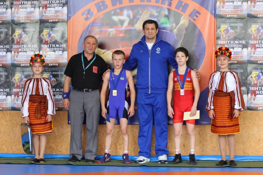 25 травня у селі Джурів Снятинського району в спортивному клубі «Ластівка» відбулися змагання з вільної боротьби «Звитяжне коло»