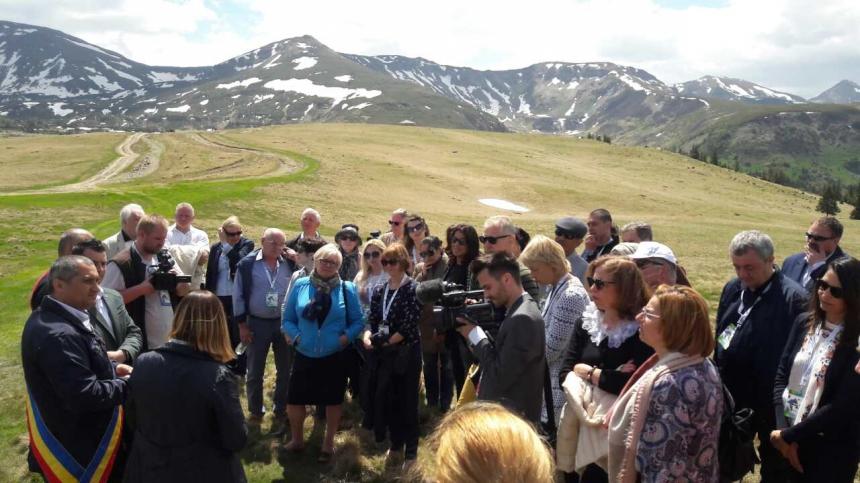 19-22 травня прикарпатська делегація взяла участь у Днях повіту Марамуреш у сусідній Румунії
