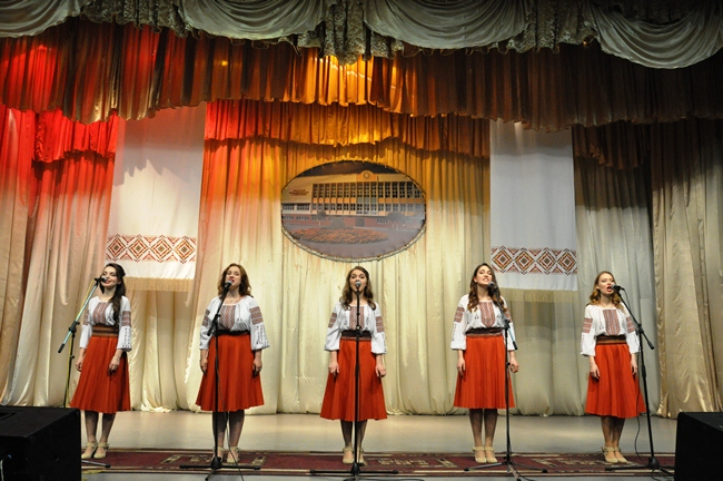 Прикарпатський національний університет імені Василя Стефаника відзначив 25-літній ювілей
