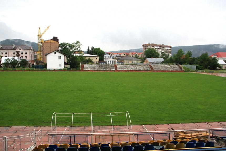 Прикарпаття готується до проведення чемпіонату серед футбольних діаспорних команд. Фото