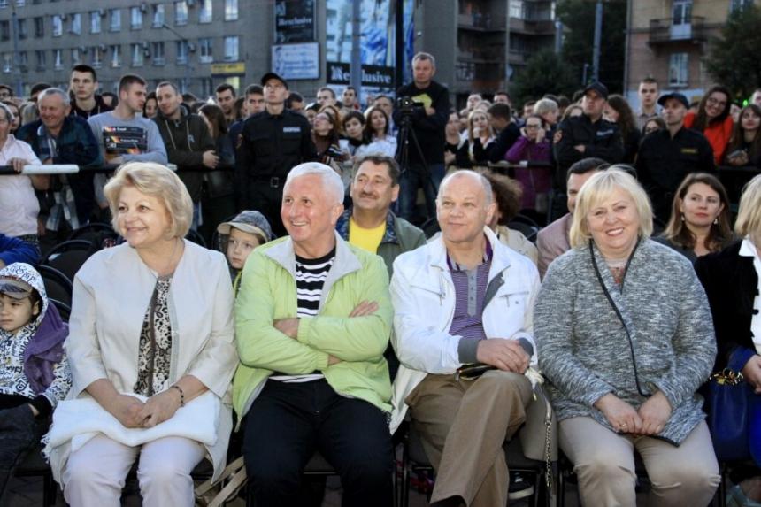 В Івано-Франківську відбулося урочисте відкриття фестивалю Porto Franko