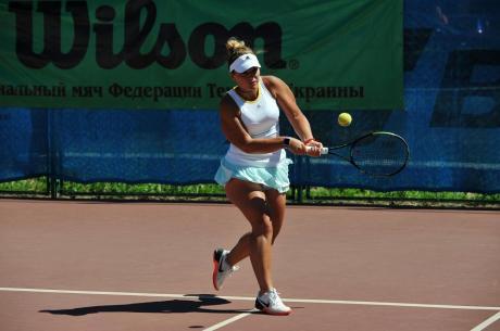 Франківська тенісистка здобула перемогу на Кубку України