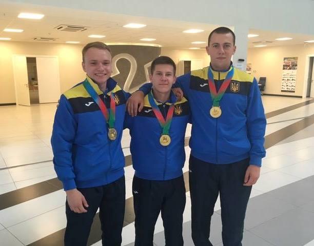 Прикарпатець Денис Ворона – чемпіон Європи серед юніорів з кульової стрільби