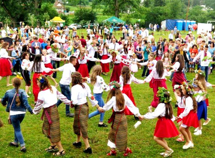 У Тлумацькому районі відбувся етно-фолк фестиваль «Вільха». Фото