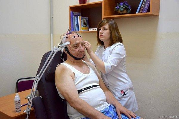 В Івано-Франківській міській клінічній лікарні відкрили нейрофізіологічне відділення. Фото