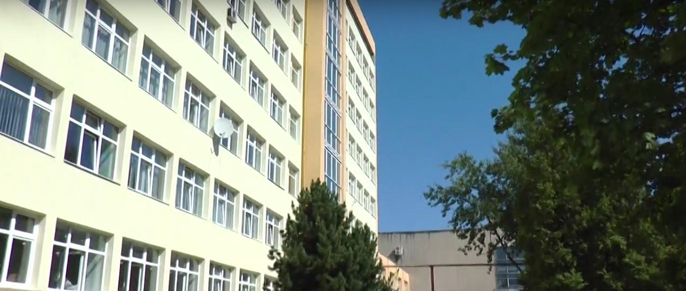 У Прикарпатському університеті відкрили оновлене приміщення гуманітарного корпусу. Відео